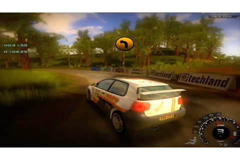 Xpand Rally Xtreme Gameplay (PC) - YouTube