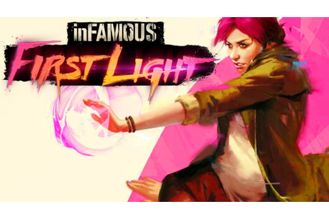 Infamous First Light Full Game Gameplay Walkthrough ...