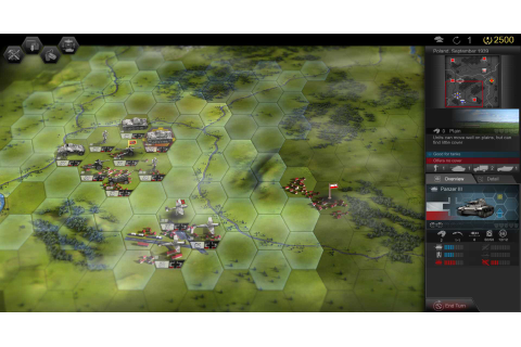 Panzer Tactics HD Download Free Full Game | Speed-New