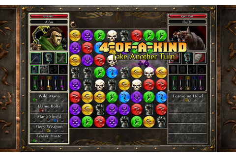 Download Puzzle Quest 2 Full PC Game