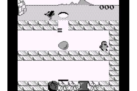 Game Over: Penguin Land (Game Boy) - YouTube