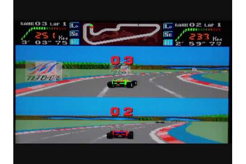 Final Lap Twin - PC Engine - YouTube