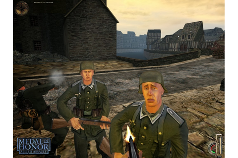 Medal Of Honor Allied Assault Game Free Download | Games ...