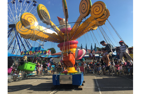 Why State Fair Games Mesmerize Us | WUNC
