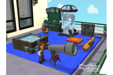 Amazon.com: MySims Agents - Nintendo Wii: Video Games