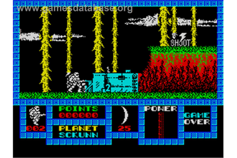 ZX Spectrum-only games