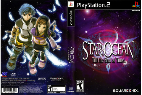 Download Game Star Ocean Till the End of Time Ps2 Iso ...