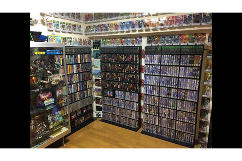 Video Game Collection / Game Room / 5000+ Games - YouTube