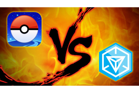 Augmented Reality Showdown: Pokémon Go vs. Ingress