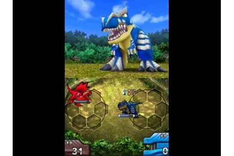 Fossil Fighters: Champions - Gameplay - NDS Extremo - YouTube