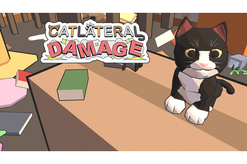 Catlateral Damage Game | PS4 - PlayStation