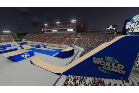 Nitro World Games | July 16, 2016 - YouTube