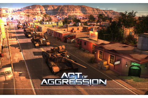 C&C-inspired RTS Act of Aggression beta begins today - VG247