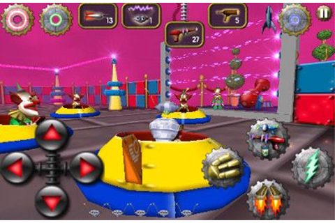 Otto Matic iPhone game - free. Download ipa for iPad ...