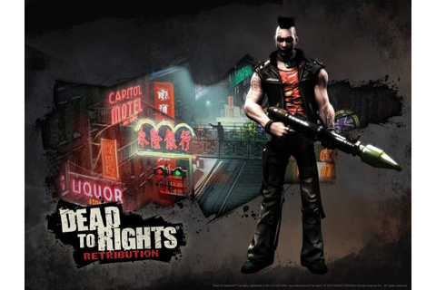 Dead to Rights: Retribution - дата выхода, отзывы