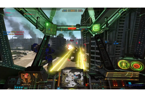 MechWarrior Online Review | Game Rankings & Reviews
