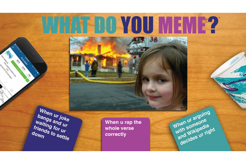 What Do You Meme?™ by Fuckjerry — Kickstarter