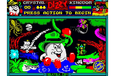 Indie Retro News: Crystal Kingdom Dizzy - DizzyAGE ...