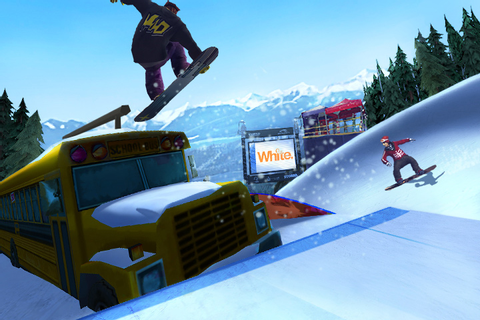 Amazon.com: Shaun White Snowboarding: World Stage: Video Games