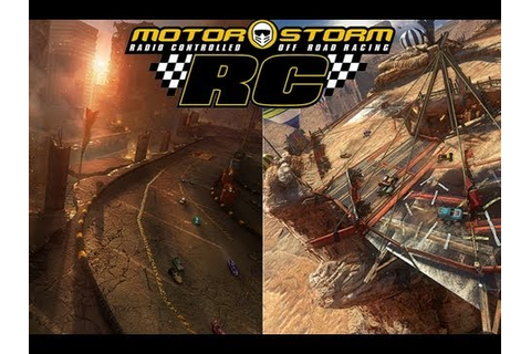 CGRundertow MOTORSTORM RC for PlayStation Vita Video Game ...
