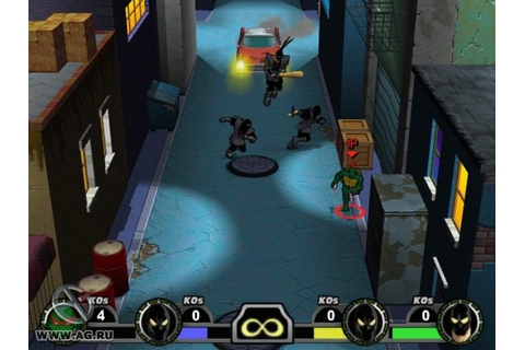 Game TMNT Mutant Melee - Download, Free Games, Free Games ...