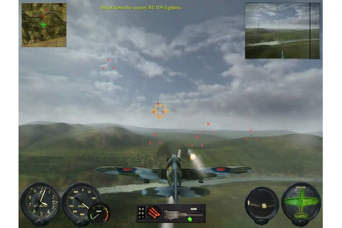 Combat Wings Battle of Britain gameplay - YouTube