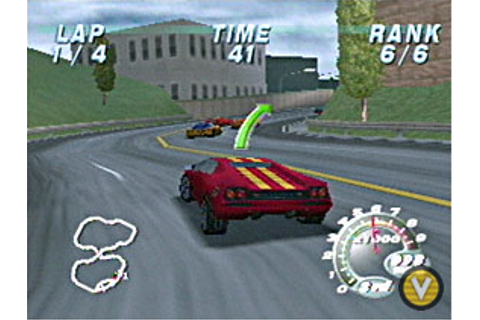 Game Classification : Automobili Lamborghini (1997)
