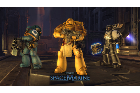 Download Warhammer 40,000: Space Marine Full PC Game
