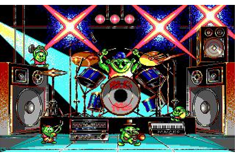 Rock 'n Roll Download (1990 Puzzle Game)