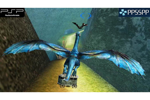 Eragon - PSP Gameplay 1080p (PPSSPP) - YouTube