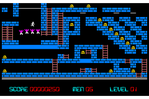 Download Championship Lode Runner - My Abandonware