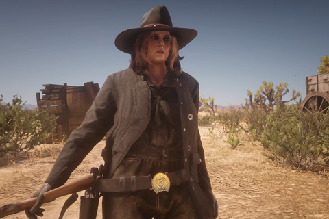 Red Dead Online's Gun Rush captures the best and worst of ...