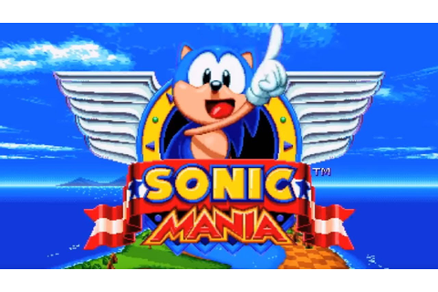 Sonic Mania — Xbox One Gameplay - YouTube