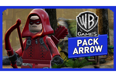 LEGO Batman 3 : Au-delà de Gotham - Pack Arrow Bande ...