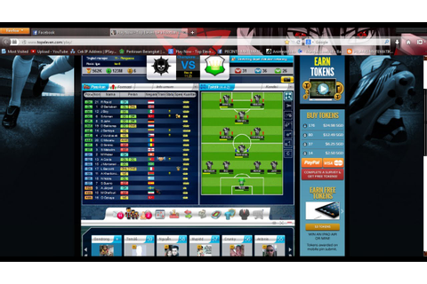 get free token in game top eleven be a football manager ...