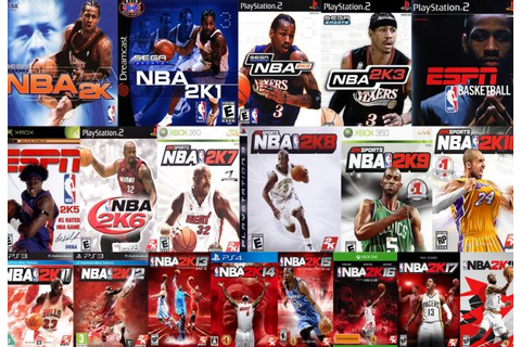 Best Nba 2k Games Ranked | Games World