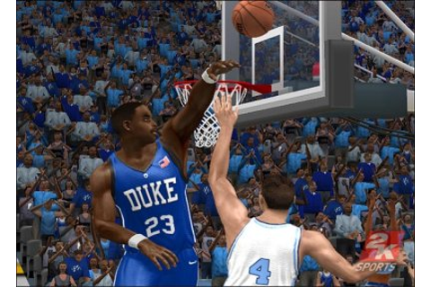 College Hoops 2K6 - PS2 - Review
