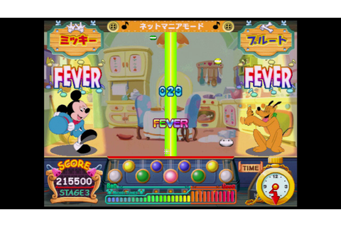 pop'n music MICKEY TUNES! エキスパートコース - YouTube