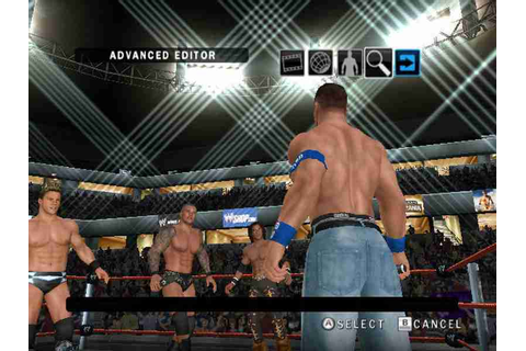 WWE SmackDown Vs Raw 2010 Game Download Free For PC Full ...