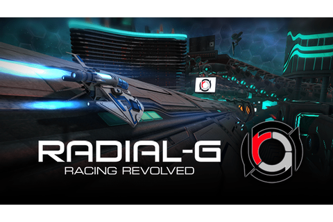 Video Game Review - Radial-G: Racing Revolved
