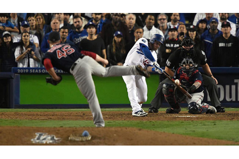 Max Muncy home run: Dodgers' World Series hopes revived ...