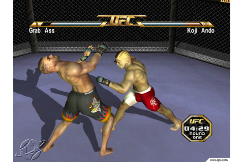 UFC: Tapout 2 Screenshots, Pictures, Wallpapers - Xbox - IGN