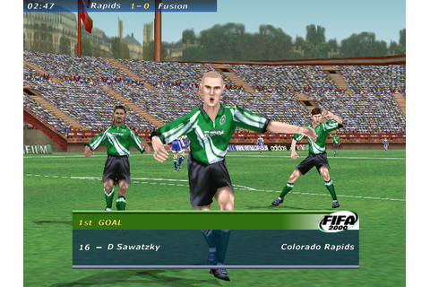 Download Free FIFA 2000 Games - PC Game