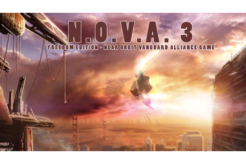 N.O.V.A. 3: Freedom Edition - Near Orbit Vanguard Alliance ...