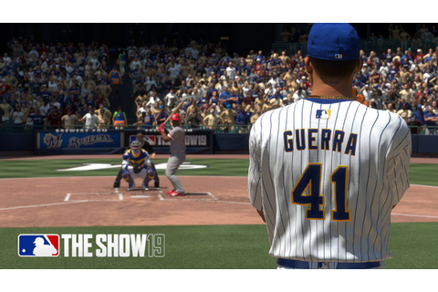 MLB The Show 19 Out Today: 10 Reasons to Play ...