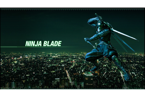 Ninja Blade PC Game Wallpaper in HD ·①