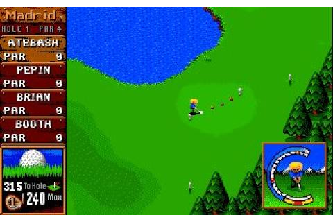 Sensible Golf download PC
