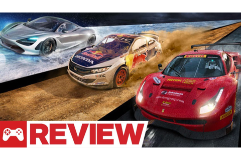 Project CARS 2 Review - YouTube
