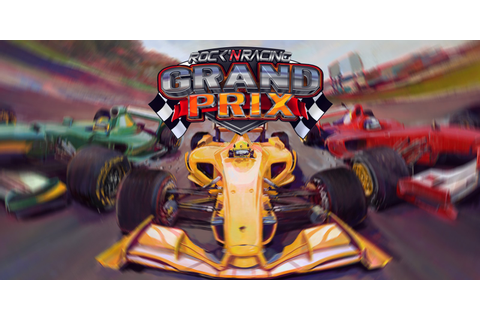 Grand Prix Rock 'N Racing | Nintendo Switch download ...