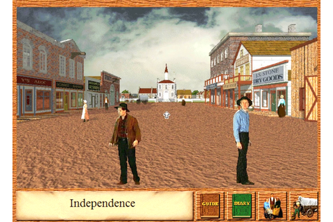 Oregon Trail II Download Game | GameFabrique